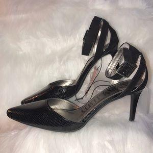 Sam & Libby black Heels size 9.5